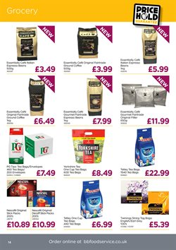 Coffee offers in the Bestway catalogue in London