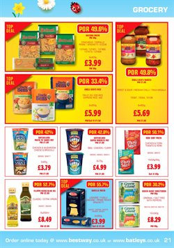 Pasta offers in the Bestway catalogue in Leicester