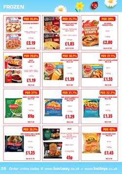 Christmas offers in the Bestway catalogue in Worthing
