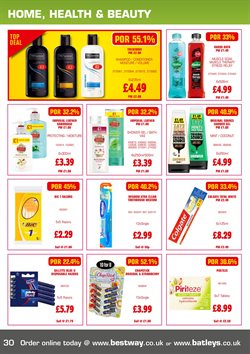 Gel offers in the Bestway catalogue in Widnes