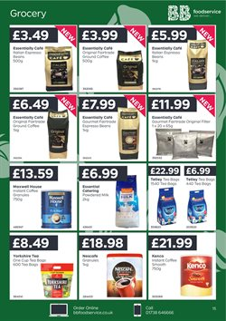 Tea offers in the Bestway catalogue in Camden