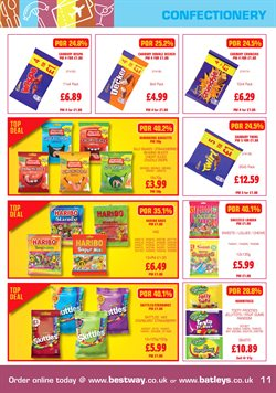 Bags offers in the Bestway catalogue in Kettering