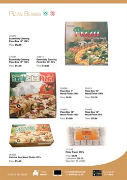 Pizza offers in the Bestway catalogue in Kettering