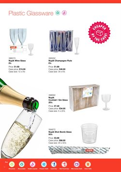 Gin offers in the Bestway catalogue in London