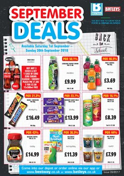 Bestway offers in the Bolton catalogue
