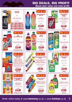 Biscuits offers in the Bestway catalogue in London