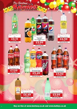 Beer offers in the Bestway catalogue in Runcorn