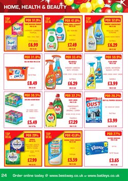 Shower offers in the Bestway catalogue in Stoke-on-Trent