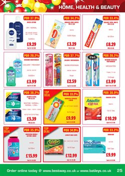 Peppa Pig offers in the Bestway catalogue in London