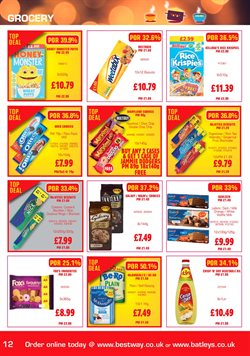 Oil offers in the Bestway catalogue in London