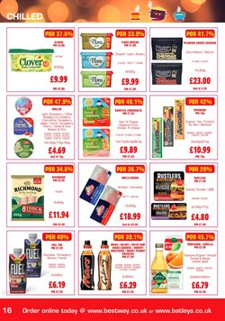 Pizza offers in the Bestway catalogue in St Helens