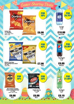 Ace offers in the Bestway catalogue in Birkenhead