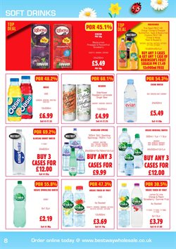 Beer offers in the Bestway catalogue in Lambeth