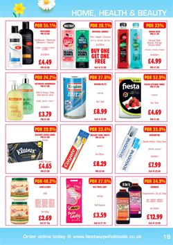 Bath offers in the Bestway catalogue in London
