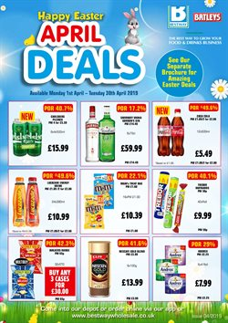 Sales offers in the Bestway catalogue in London