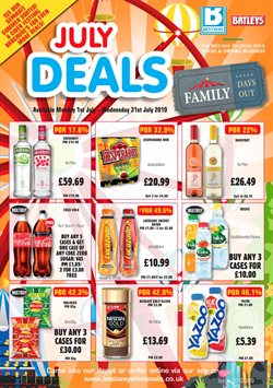 Bestway offers in the Birmingham catalogue