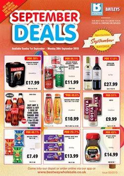 Bestway offers in the London catalogue