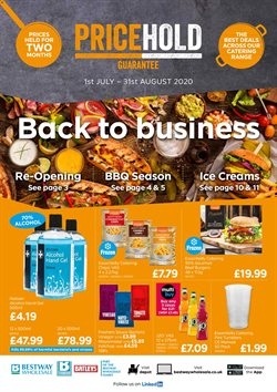 stuffing offers in the Bestway catalogue ( 22 days left)