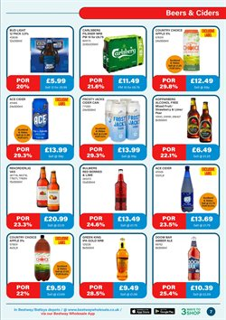 Offers of Cider in Bestway