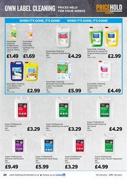 Offers of Soap in Bestway