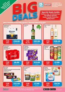 Mother's Day offers in the Bestway catalogue ( 21 days left)