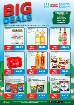 Offers of Skin care in Bestway