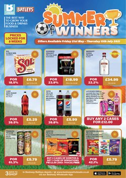 Sales offers in the Bestway catalogue ( 28 days left)