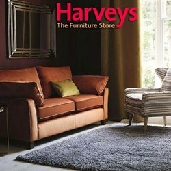 Harveys Furniture offers in the Oxford catalogue