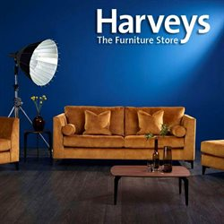 Harveys Furniture offers in the London catalogue