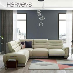 Harveys Furniture catalogue ( More than a month )