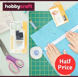 Hobbycraft offers in the London catalogue