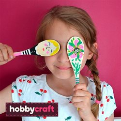 Hobbycraft offers in the Brighton catalogue