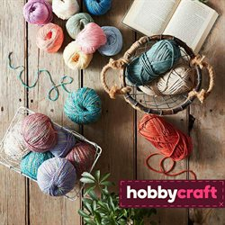 Home & Furniture offers in the Hobbycraft catalogue in London ( Expires today )