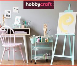 Hobbycraft catalogue ( More than a month )