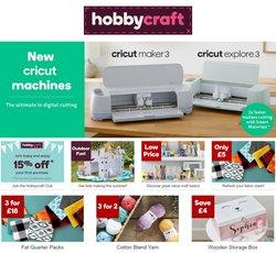 Hobbycraft catalogue ( 1 day ago)