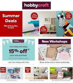 Hobbycraft catalogue ( Expires today)