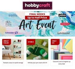 Hobbycraft catalogue ( 7 days left)