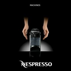 Nespresso offers in the London catalogue