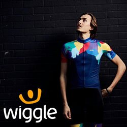 Wiggle offers in the London catalogue