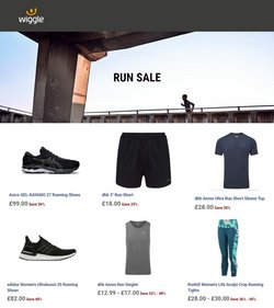 Wiggle offers in the Wiggle catalogue ( 8 days left)