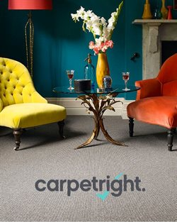 Home & Furniture offers in the Carpetright catalogue in Glasgow ( 17 days left )
