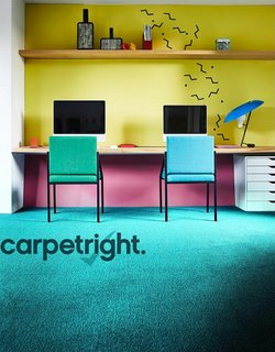 Home & Furniture offers in the Carpetright catalogue in Bootle (Cumbria) ( 14 days left )