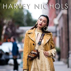 Harvey Nichols offers in the London catalogue