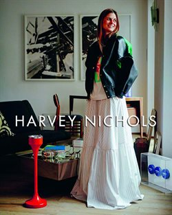 Harvey Nichols catalogue in London ( 5 days left )