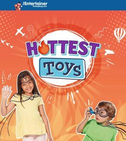 Toys & Babies offers in the The Entertainer catalogue ( Expires today)