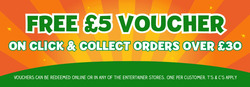 The Entertainer coupon in Bury ( 16 days left )
