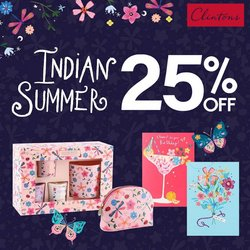 Books & Stationery offers in the Clintons catalogue ( 12 days left)