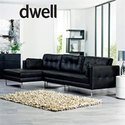 Dwell offers in the London catalogue
