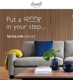 Dwell catalogue ( 7 days left )