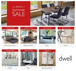 Dwell offers in the Dwell catalogue ( 4 days left)